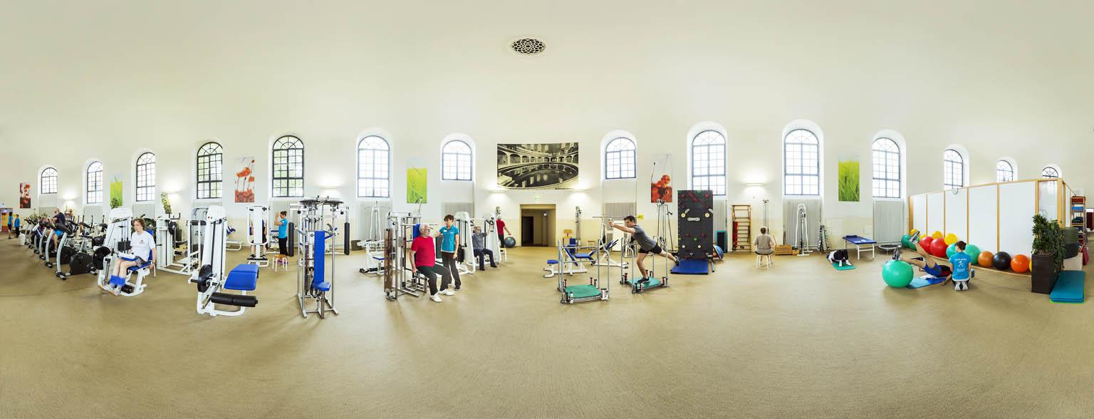 Club Aktiv im Werner Alfred Bad